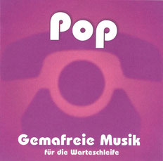 Pop - Gemafreie Musik - CD Cover