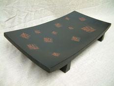 鎌倉漆工房いいざさ 俎板皿