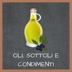 olio e prodotti sott olio buono ghilarza