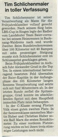 Quelle: Landshuter Zeitung 15.04.2016