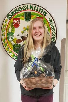 Tagessiegerin am 27.01.2019 Isabell Markmann