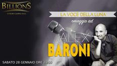Concerto Omaggio ad Alex Baroni