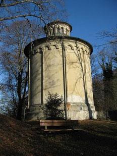 Mausoleum - Prinz Karl von Bayern
