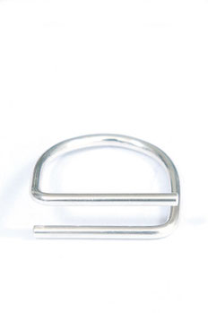 RING BARS sterling silver