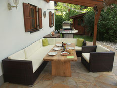 Terrace and lounge