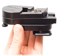 pocketPANO COMPACT panoramic head, panorama head, nodal head