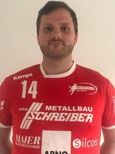 Rene Guensch, Foto: TSV Wolfschlugen