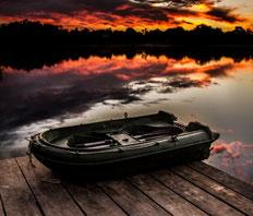 Louer une barque à Bouxier et Mont pour pêcher la carpe et le carnassier