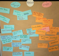 Beispiel Arbeiten im Workshop - Institut IMAP