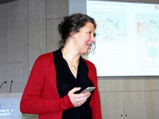 Elsa van Amern vom Institut IMAP