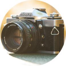 Minolta XD-7 - technische Präzision am Ende der 70er