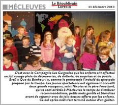article_de_presse_RL_11122013_LES_GuiGnOlOs_spectacle_theatral_pour_enfants_et_la_famille_saison_2013_2014_57245_MECLEUVES