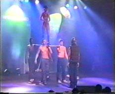 Choreographie, Tanz, Show