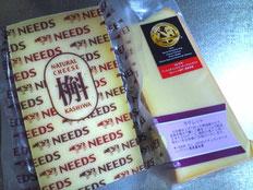 チーズ(槲と共働学舎ラクレット)