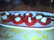 トマトのおつまみ