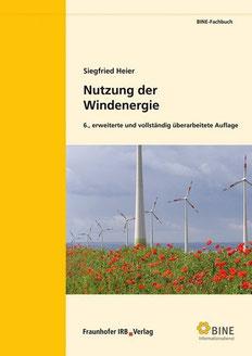 Nutzung der Windenergien (Quelle: https://www.irb.fraunhofer.de/)