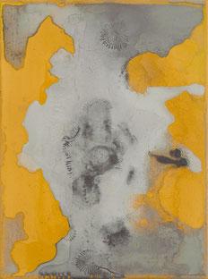 o. T. (207) 2012 Tempera 32 x 24 cm