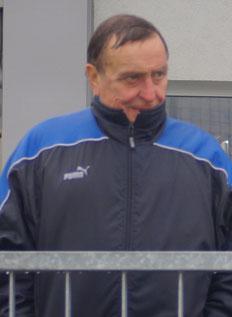 Johann ENDL - Fan und Begeleitschutz für unseren Ehrenobmann Werner Hager