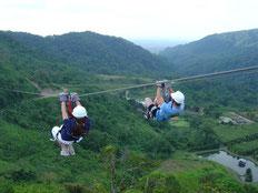 Canopy + Tarzan Swing + Superman