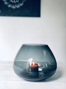 vase, vaas zwart, webshop deco