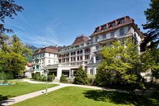 Olles Leiwand, die Austropop Band aus dem Berchtesgadener Land live im Grandhotel Axelmannstein, Bad Reichenhall