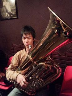 小杉 優悟(tuba)