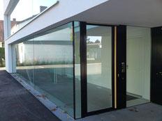 Fischer Metallbau GmbH Fenster- und Türelement in Stahl - System Jansen