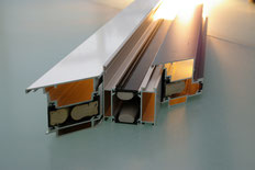 Fischer Metallbau GmbH Profilsysteme in Aluminium