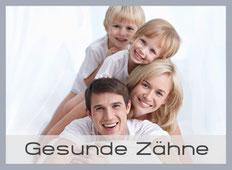 Gesunde Zähne mit Prophylaxe. Zahnreinigung (PZR) in Homberg.