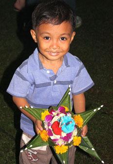 Das thailändische Licherfest - Loy Krathong - jedes Jahr im November
