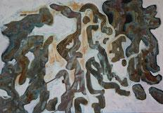 Oil on canvas (2017) 100 cm x 70 cm