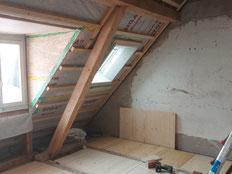 Umbau Dachausbau Sanierung Bern und Thun