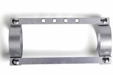 Reine Zugentlastunf für Rohrverbinder und Rohrkupplungen, große Durchmesser