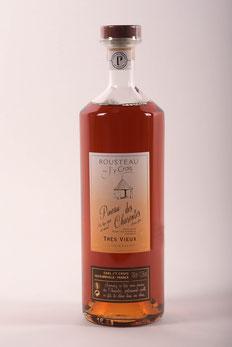 Pineau des Charentes Rosé trés vieux du Domaine J'y Crois