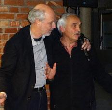Steffen Radlmaier und Rainer Kemmether