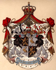 Wappen des Hauses Reuß