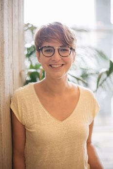 Elodie Maenhout, Facilitatrice de sourires