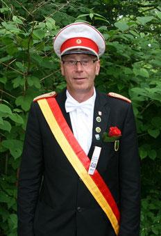Leutnant Jörg Menze