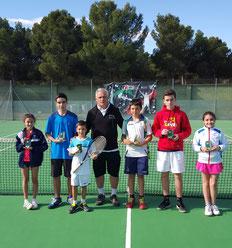 Campeones y finalistas Consolación- Torneo Volk