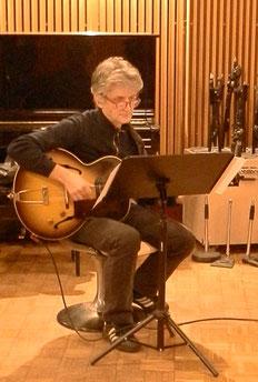 Gilles Réa - guitare