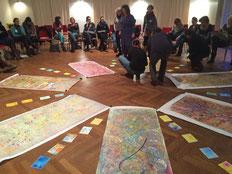 """Podium """"Krieg und Katastrophen – Kinder brauchen Kunst"""""""