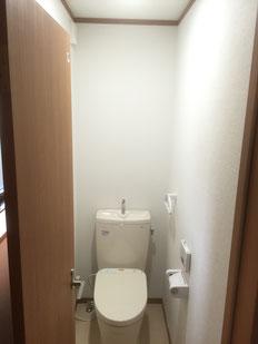 2階トイレ増設