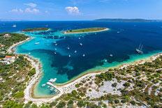 Drvenik - Segel- und Seefahrtschule in Kroatien- White Wake sailing