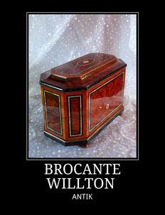 BROCANTE WILLTON ANTIK