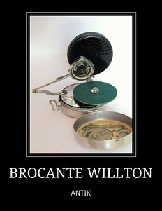 BROCANTE WILLTON ANTIK