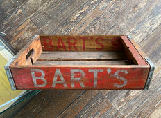 Bart's Wooden Crate $12.95
