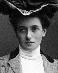 Emma Gädeke, geb. Sauber, * 1885; † 1946