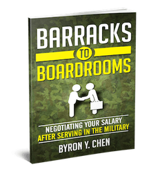 Barracks To Boardrooms by Byron Chen