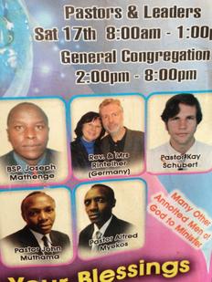 Einladung zur Jahrenskonferenz