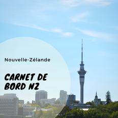 Carnet de bord NZ petite découverte